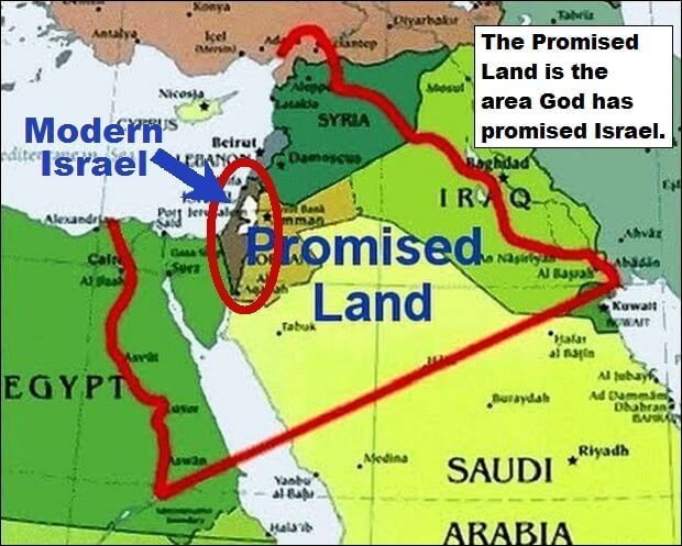 Israel Promised Land