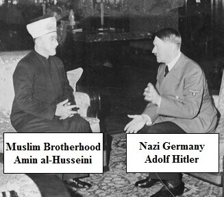 Hitler and the Muslim Brotherhood