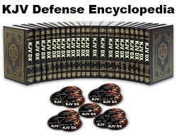 KJV Defense Encyclopedia